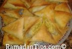 Chicken Briouats Moroccan Recipe